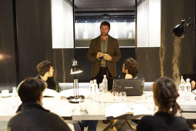 Armani Laboratorio. The Workshop. Courtesy of Giorgio Armani
