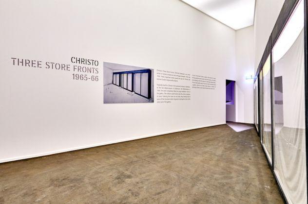 BRAFA 2018 Christo Three Store Fronts copyright A2pix FBlaise ECharneux