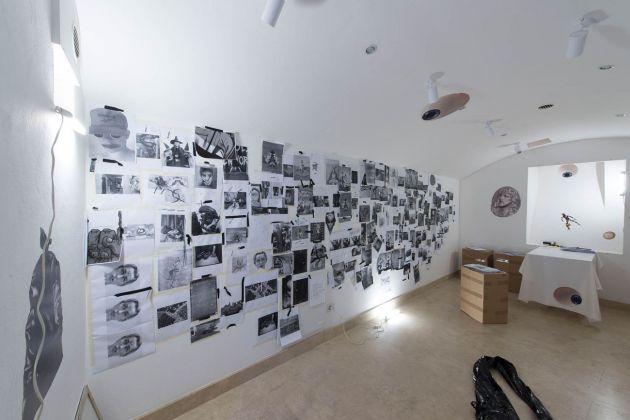 COM surrogate. Exhibition view at Galleria Richter Fine Art, Roma 2018. Photo credits Giorgio Benni