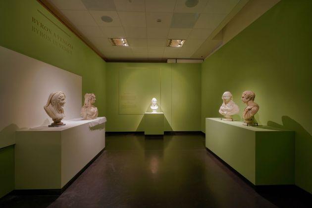 Canova, Hayez, Cicognara. L'ultima gloria di Venezia. Installation view at Gallerie dell'Accademia, Venezia 2017. Photo Roberto Rosa