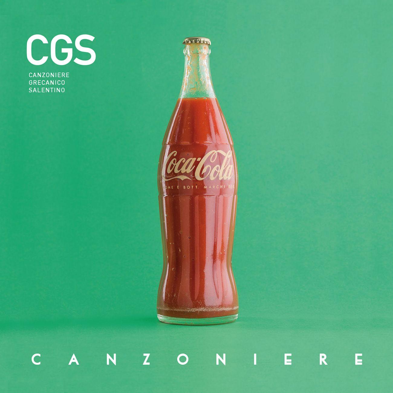 Canzoniere Grecanico Salentino, Canzoniere (2017). Copertina del booklet
