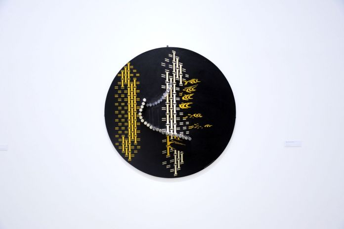 Carlo Alfano. Soggetto spazio soggetto. Installation view at Mart, Rovereto 2017. Photo Mart, Bianca Lampariello