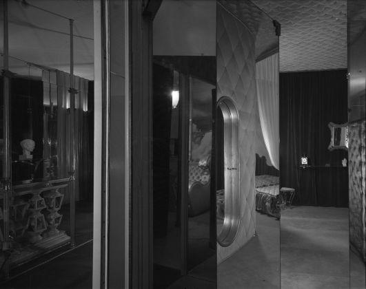 Carlo Mollino, Casa Devalle, Torino 1939-40. Politecnico di Torino, sezione Archivi biblioteca Roberto Gabetti, Fondo Carlo Mollino