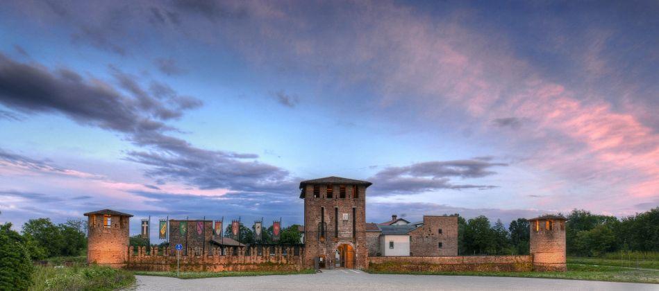 Castello Visconteo di Legnano, detto anche Castello di San Giorgio