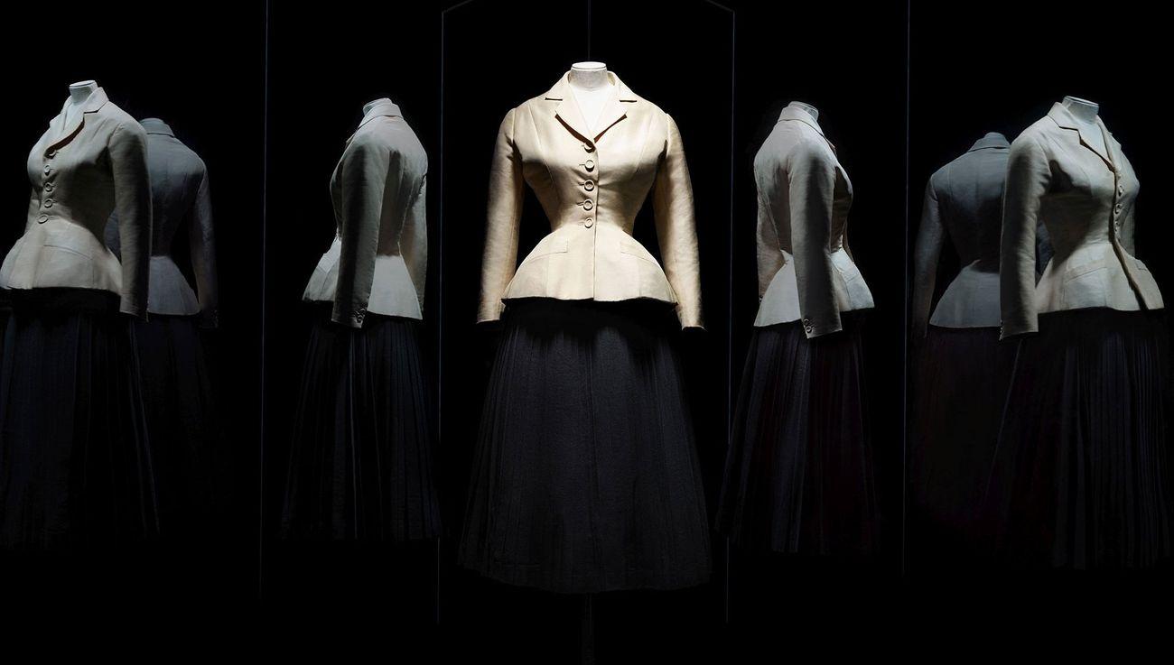 Christian Dior, couturier du rêve. Les Arts Décoratifs, Parigi 2017. Christian Dior, 1949