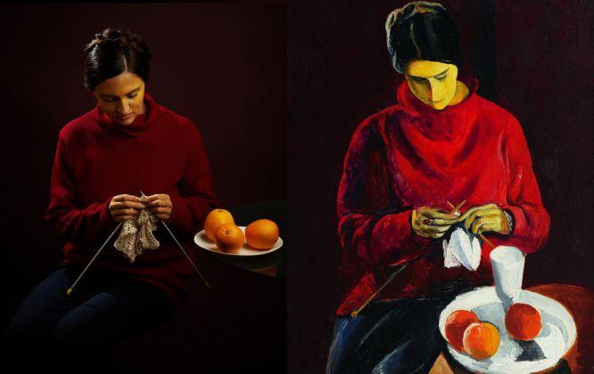 """Contributi per il social contest della Tretyakov Gallery di Mosca, in occasione della mostra """"Someone 1917"""""""