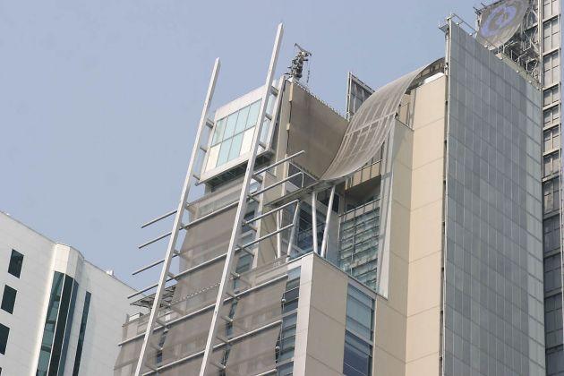 Dante O. Benini & Partners Architects, Abdi Ibrahim Headquarters, Istanbul, 2007