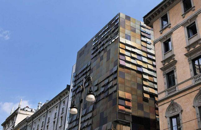 Dante O. Benini & Partners Architects, Breath Building, Milano, 2008