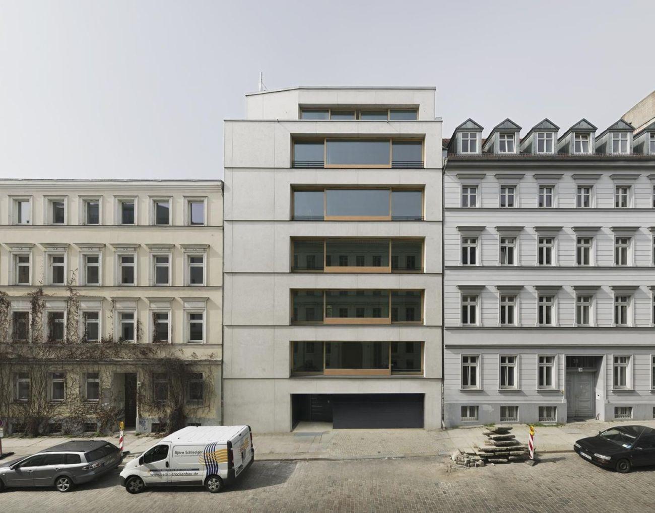 BWM Architekten con Micheal Manzenreiter, New Design Hotel Topazz, Vienna