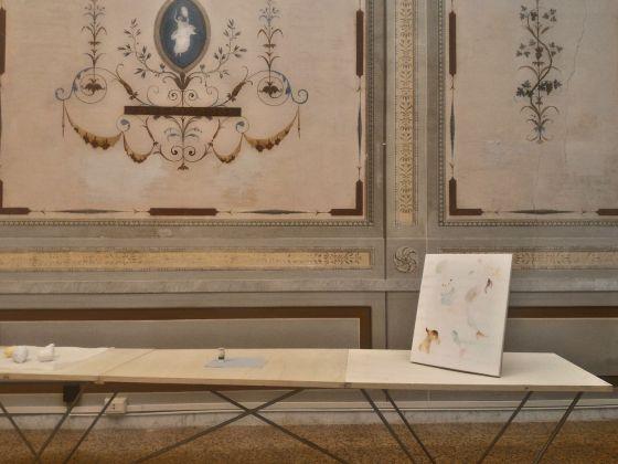 Duet. Installation view at Museo di Villa Croce, Genova 2017