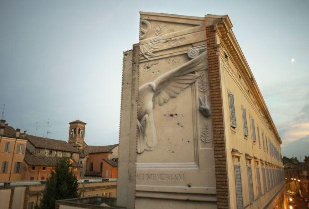 Eron per Mutina. Ad perpetuam rei memoriam. Modena, Palazzo Santa Chiara