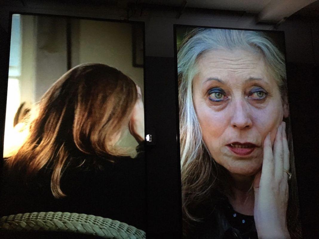 Fiona Tan, Rise and Fall, still da videoinstallazione. Courtesy the artist and Frith Gallery, Londra