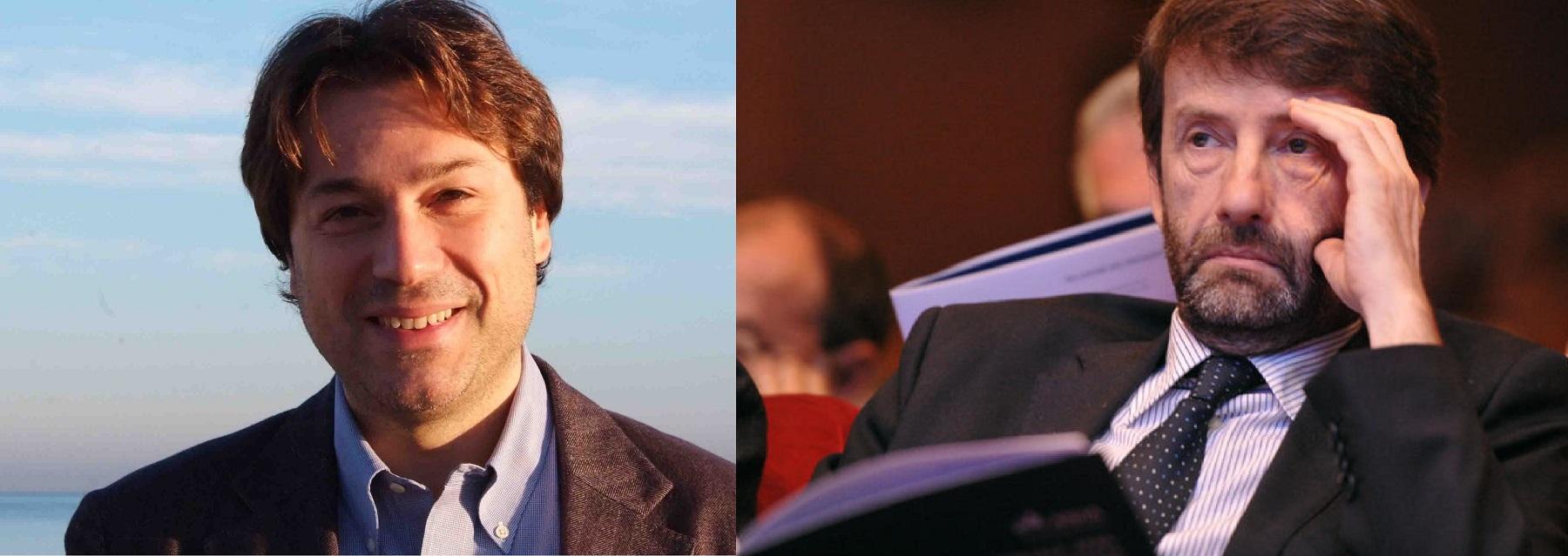 Tomaso Montanari e Dario Franceschini