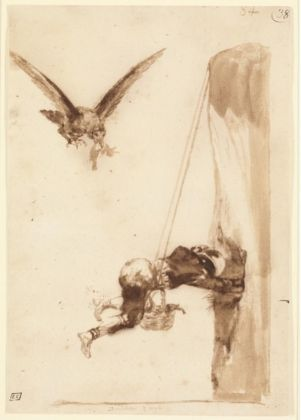 Francisco de Goya The Eagle Hunter, ca. 1812 20 ©J. Paul Getty Trust