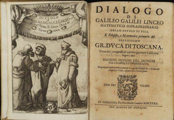 Galileo Galieli, Dialogo sopra i due massimi sistemi del mondo, 1632