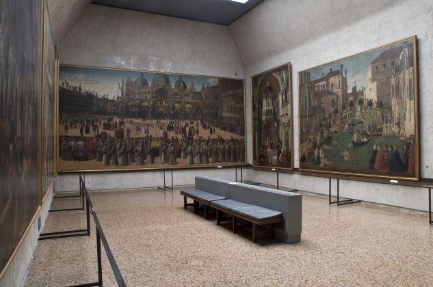Gallerie dell'Accademia, Venezia. Photo © Dino Zanella