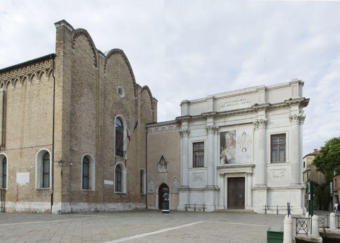 Gallerie dell'Accademia, Venezia. Photo © Maddalena Santi