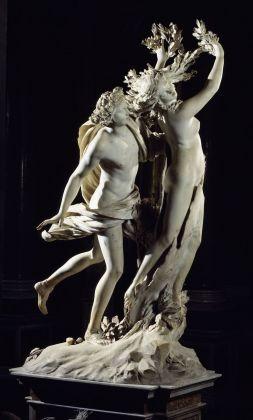 Gian Lorenzo Bernini, Apollo e Dafne, 1622-25. Galleria Borghese, Roma (c) Ministero dei Beni e delle Attività Culturali e del Turismo - Galleria Borghese