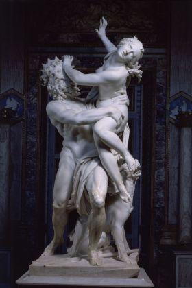 Gian Lorenzo Bernini, Ratto di Proserpina, 1621-22. Galleria Borghese, Roma (c) Ministero dei Beni e delle Attività Culturali e del Turismo - Galleria Borghese