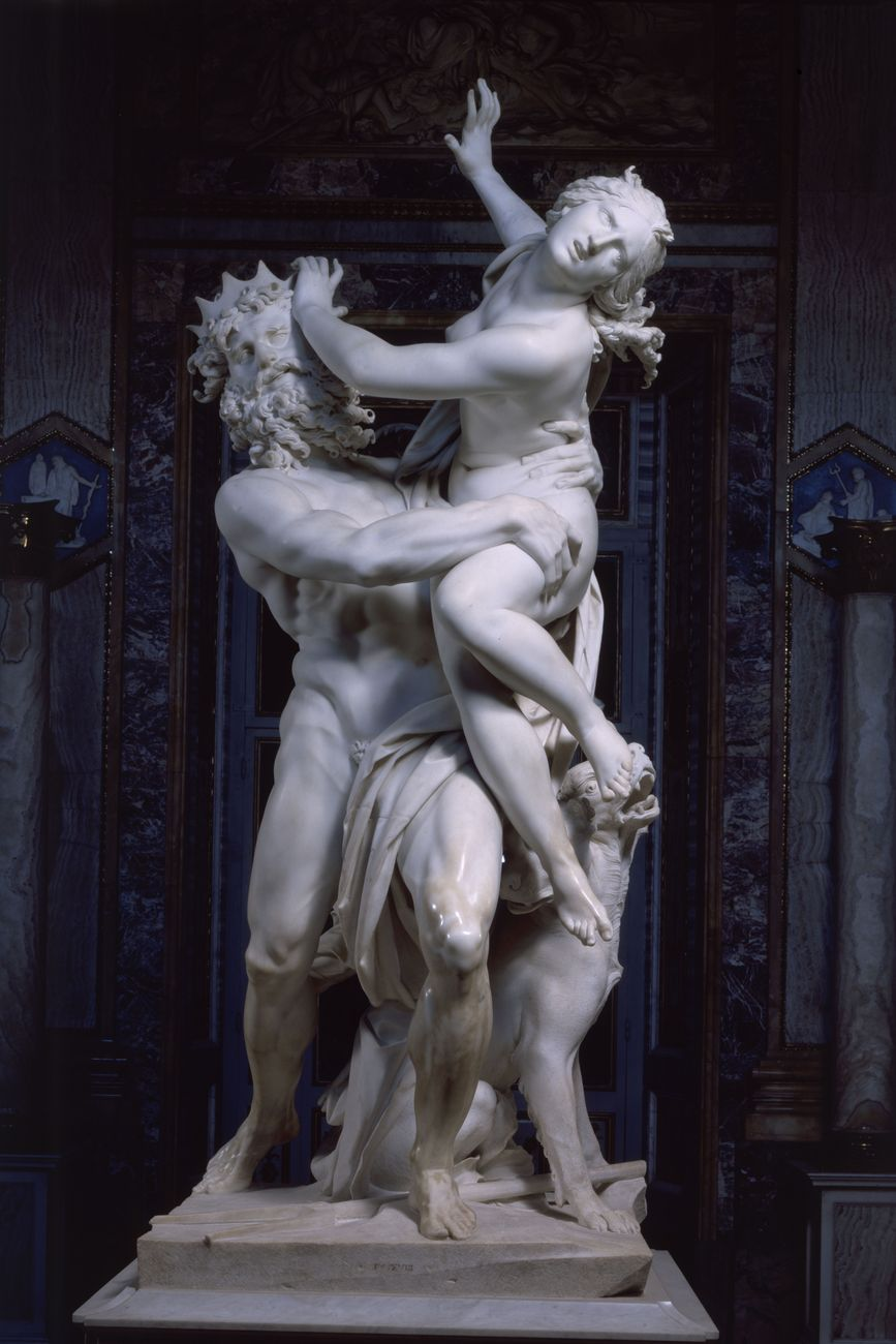 pluto and proserpina - HD801×1200