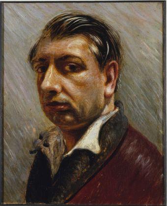 Giorgio de Chirico, Autoritratto, 1931. Collezione privata, Bergamo. Photo Studio Fotografico Luca Carrà © Giorgio de Chirico by SIAE 2017