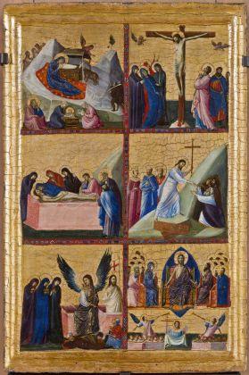 Giovanni Baronzio, Storie di Cristo