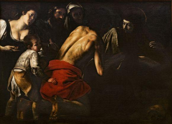Giovanni Battista Caracciolo detto Battistello, Cristo porta la croce, 1614. Torino, Università degli Studi, Rettorato