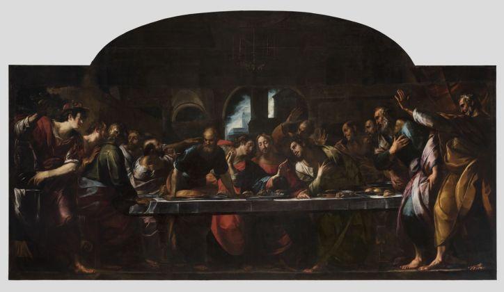 Giulio Cesare Procaccini, Ultima Cena, 1618. Genova, Basilica della Santissima Annunziata del Vastato
