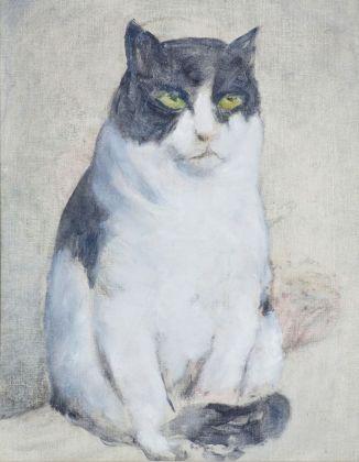 Gustavo Rol, Gatto, seconda metà del Novecento. Collezione privata