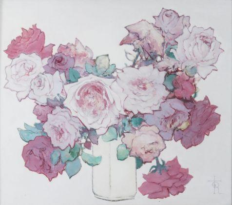 Gustavo Rol, Rose per voi, seconda metà del Novecento. Collezione privata