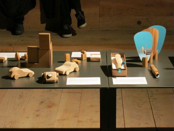 Pieces of Venice in Triennale