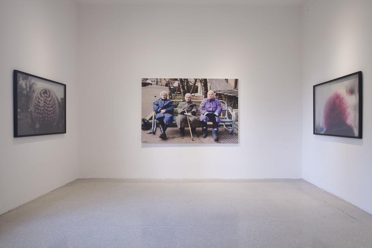 It's OK to change your mind! Installation view at Villa delle Rose, Bologna 2018. Courtesy Istituzione Bologna Musei. Photo Matteo Monti