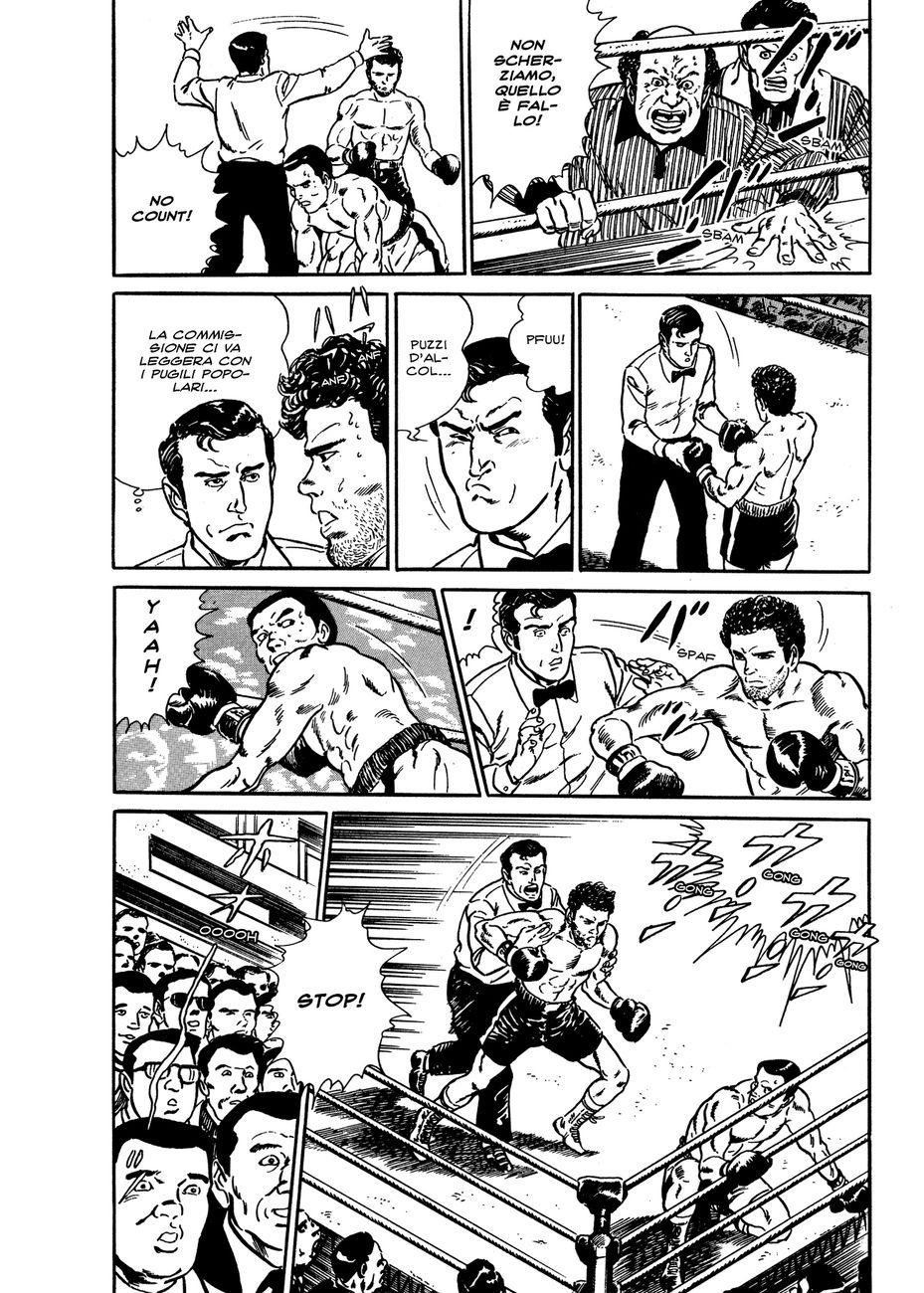 Jiro Taniguchi – Blue Fighter (J POP Manga, Milano 2018)