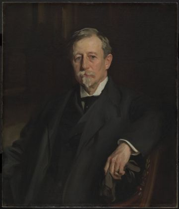John Singer Sargent, Ritratto di Aaron Augustus Healy, 1907. New York, Brooklyn Museum