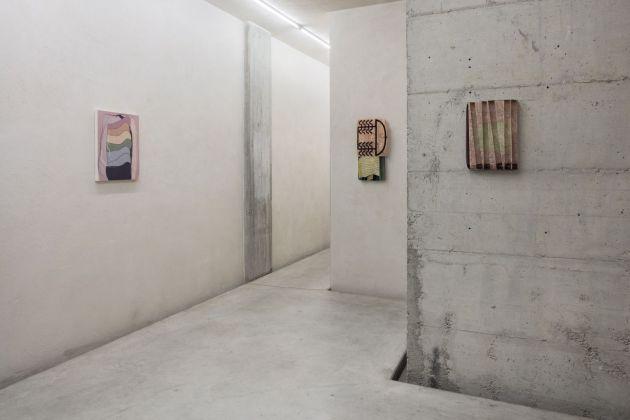 Joseph Montgomery. Via degli Eremiti. Exhibition view at CAR DRDE, Bologna 2017