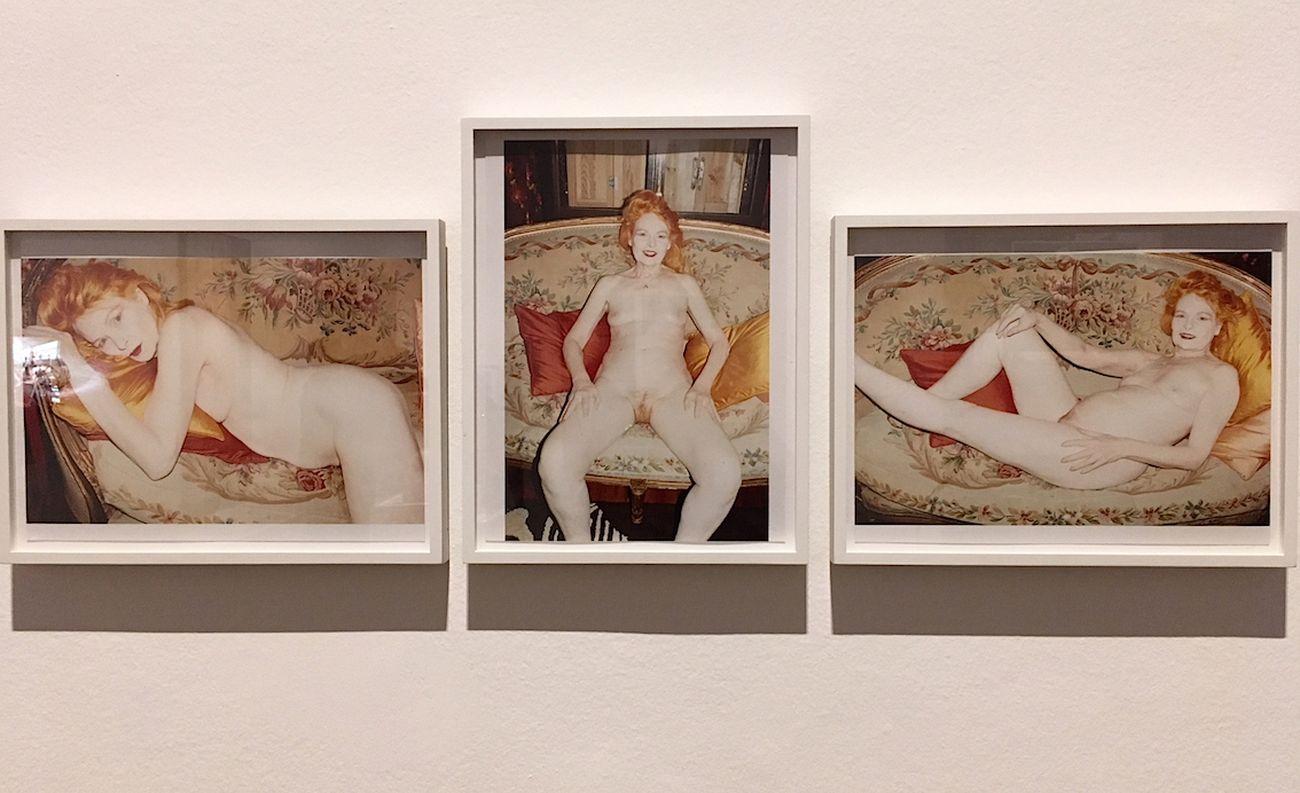 Juergen Teller, Vivienne Westwood No. 1, No. 3, No. 6 © Juergen Teller and Christine König Galerie, Vienna