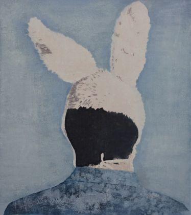 JustMad. James Rielly, I am a rabbit, courtesy Galeria Herrero de Tejada