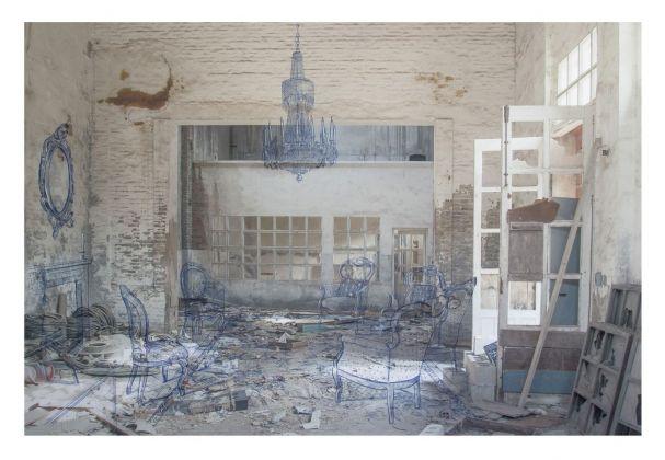 JustMad. Mar Hernández Riquelme, Ruina Habitada III, courtesy White Noise Gallery