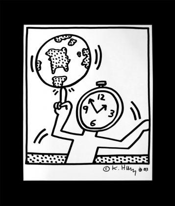 KEITH Haring, Untitled_1983_Litografia