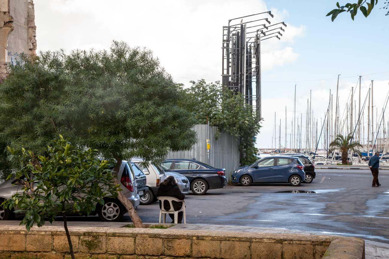 Quartiere Kalsa, ph. credit Cassata Drone, Palermo 2018
