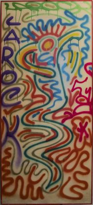 Keith Haring, Untitled, Milan