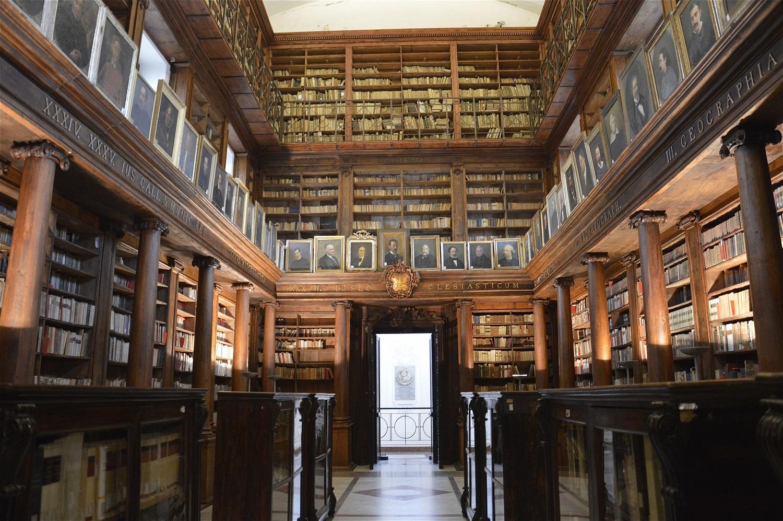 Palermo, Biblioteca Comunale di Casa Professa