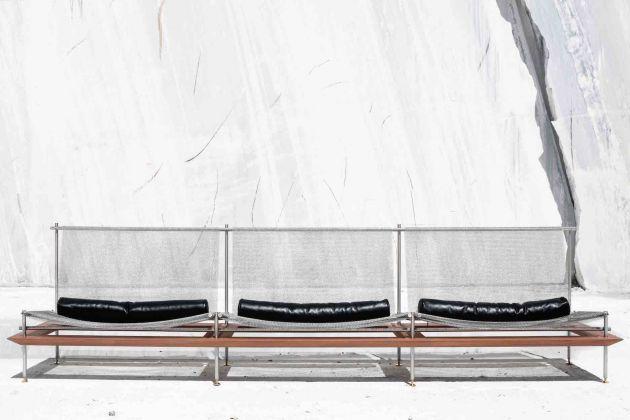 Atelier LAVIT ATEM modular sofa Nilufar Gallery ©MarcoLavitNicora