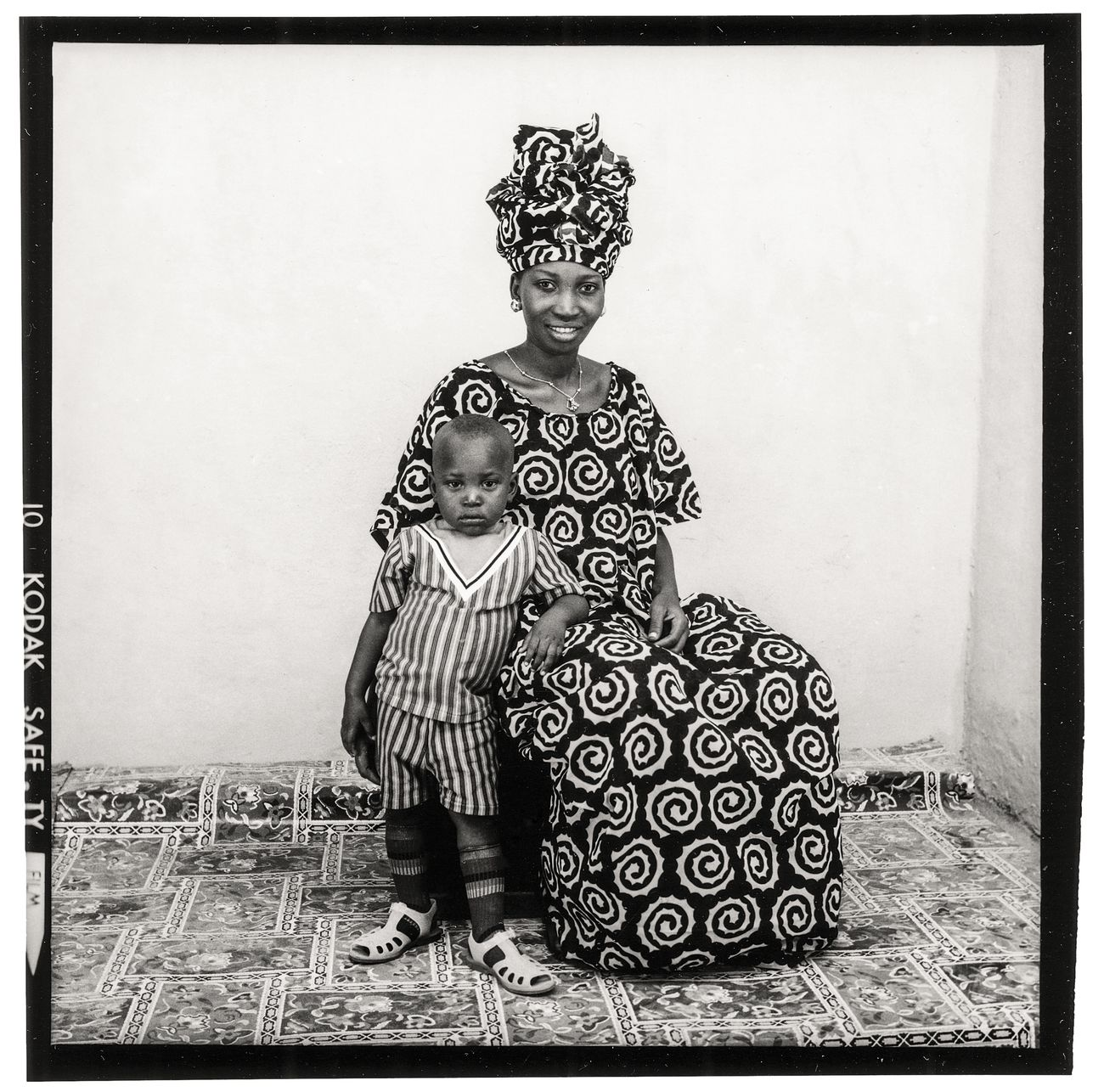 Malick Sidibé, Senza titolo, 1973. Courtesy succession Malick Sidibé © Malick Sidibé