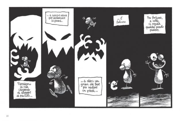 Manu Larcenet – Faremo senza (Coconino Press, Bologna 2017)