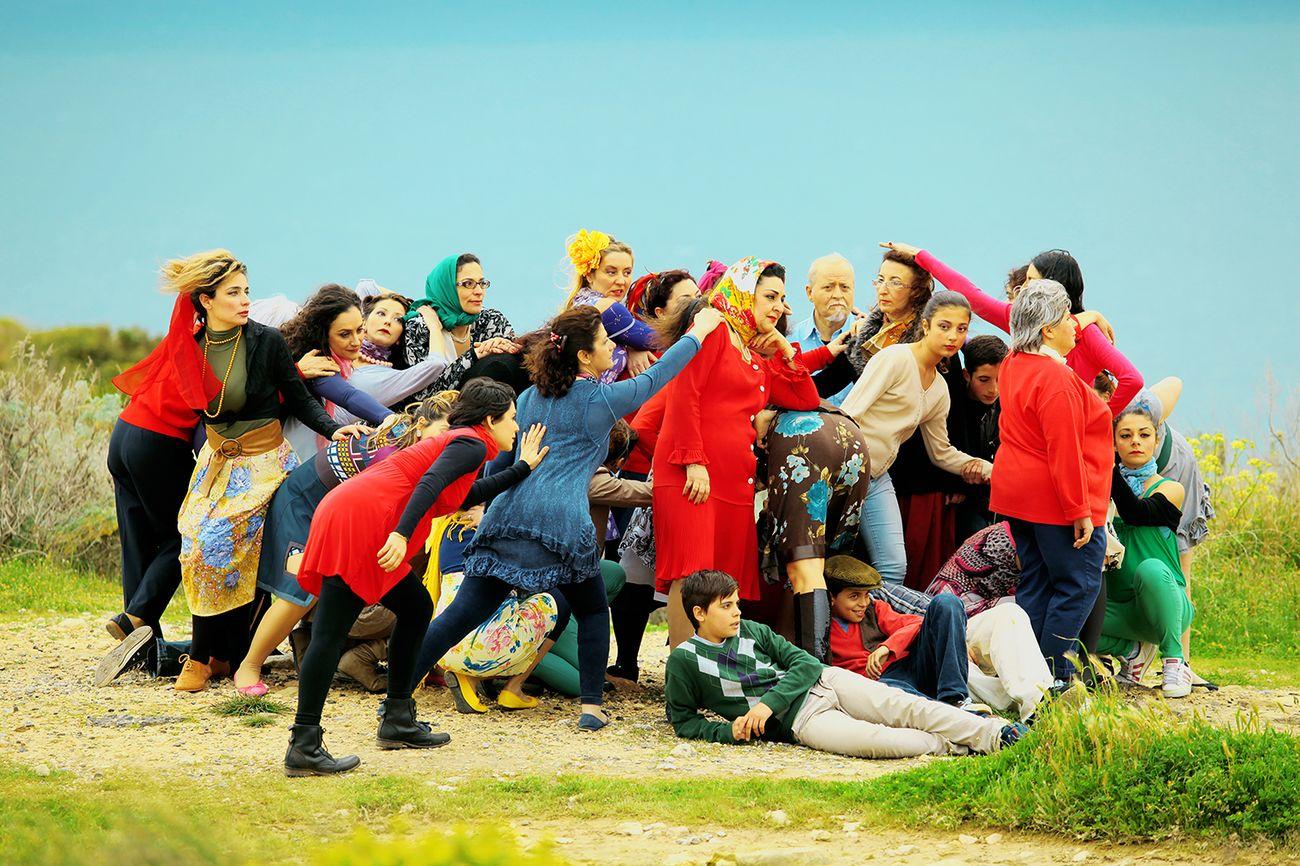 Marinella Senatore, The School of Narrative Dance, Little Chaos, 2014. Courtesy l'artista, Laveronica, Modica and Kow, Berlino