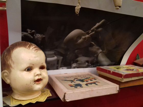 Museo Ospedale delle Bambole, Napoli. Photo Fabio Pariante