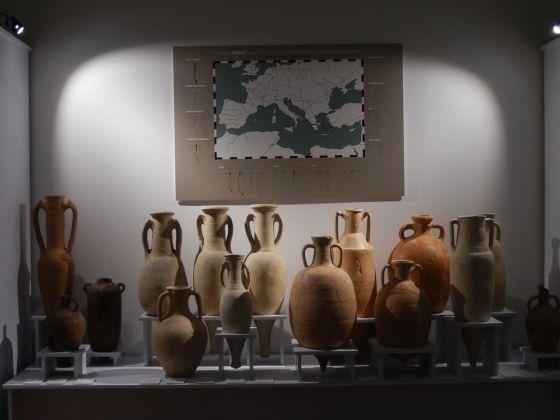 Mutina fecit. Installation view at Foro Boario, Modena 2018