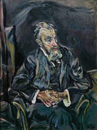 Oskar Kokoschka, Il pittore Carl Moll, 1913 © Fondation Oskar Kokoschka Bildrecht, Vienna, 2017