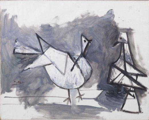 PICASSO deux pigeons